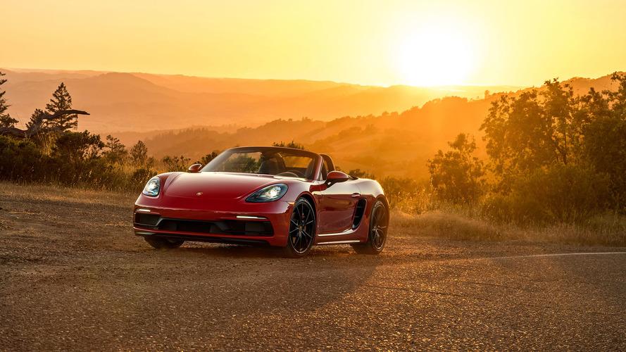 2018 Porsche 718 Boxster GTS first drive