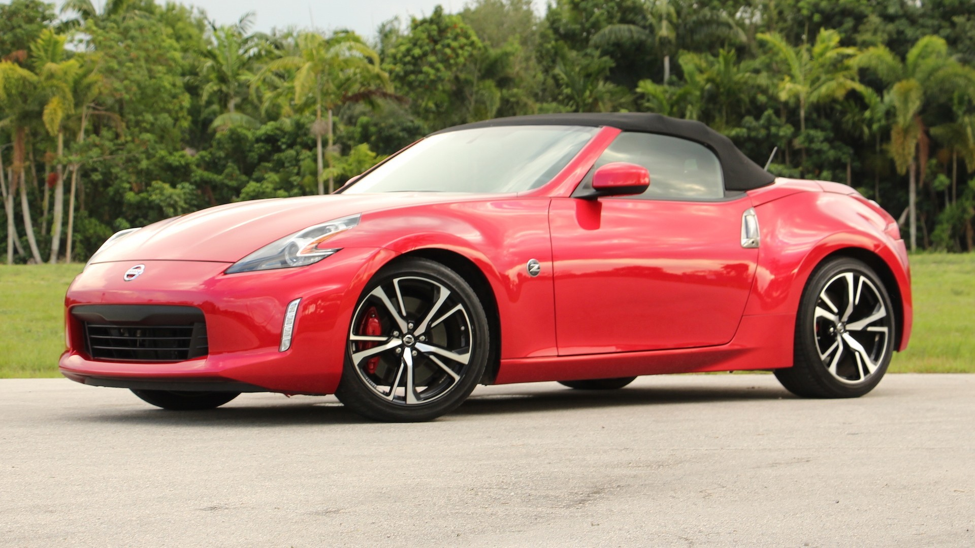 370z 0 60 >> 2018 Nissan 370z Roadster Review Ready For Retirement