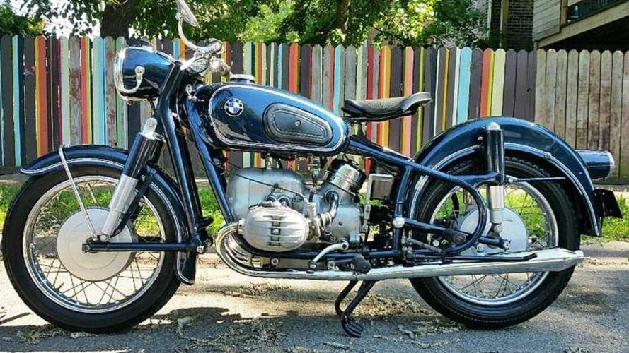 "Online Find Panjo Edition - BMW R60 ""not a /2"""