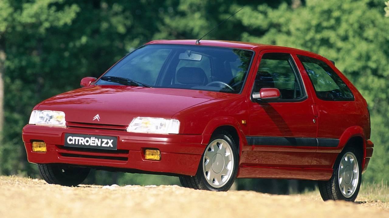 1992 - Citroën ZX