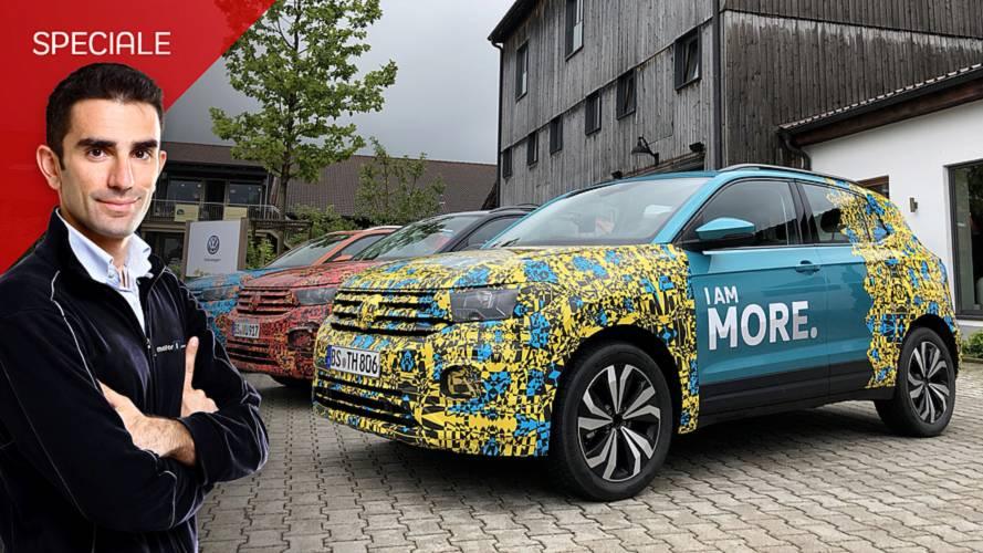 Volkswagen T-Cross, l'abbiamo guidata per la prima volta