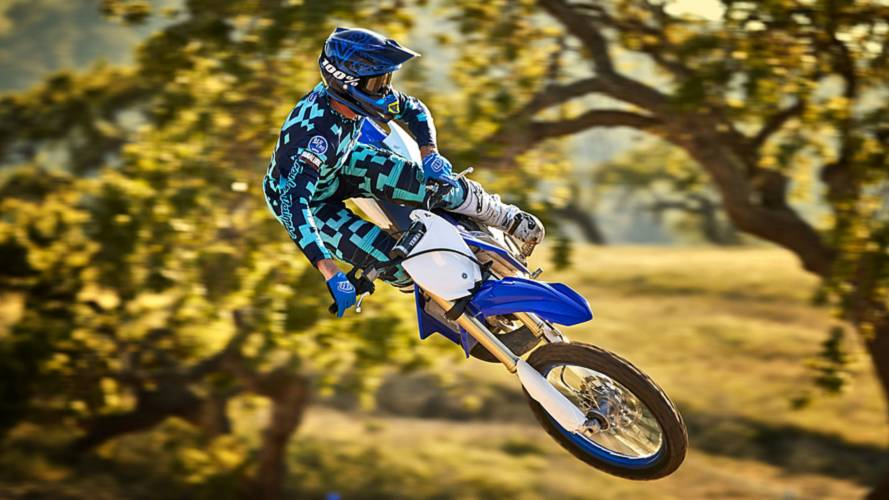 Yamaha presenta las nuevas YZ250F e YZ85 de motocross