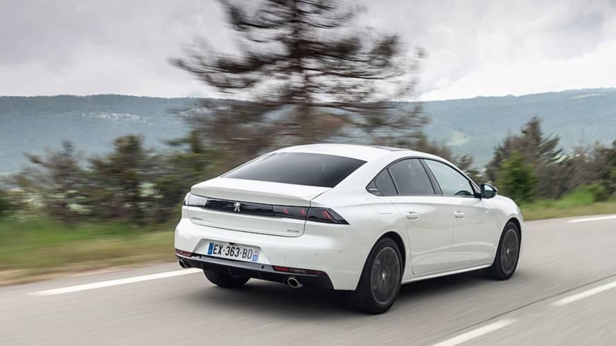 Peugeot podría lanzar el 508 R, con más de 350 CV