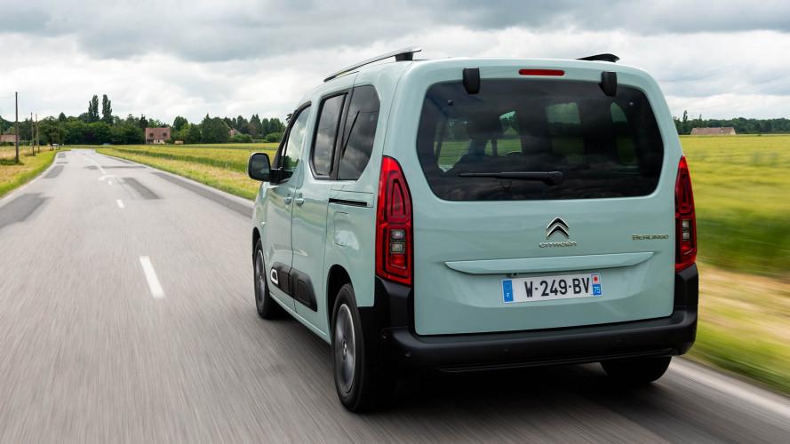 Citroën Berlingo 2018, primera prueba