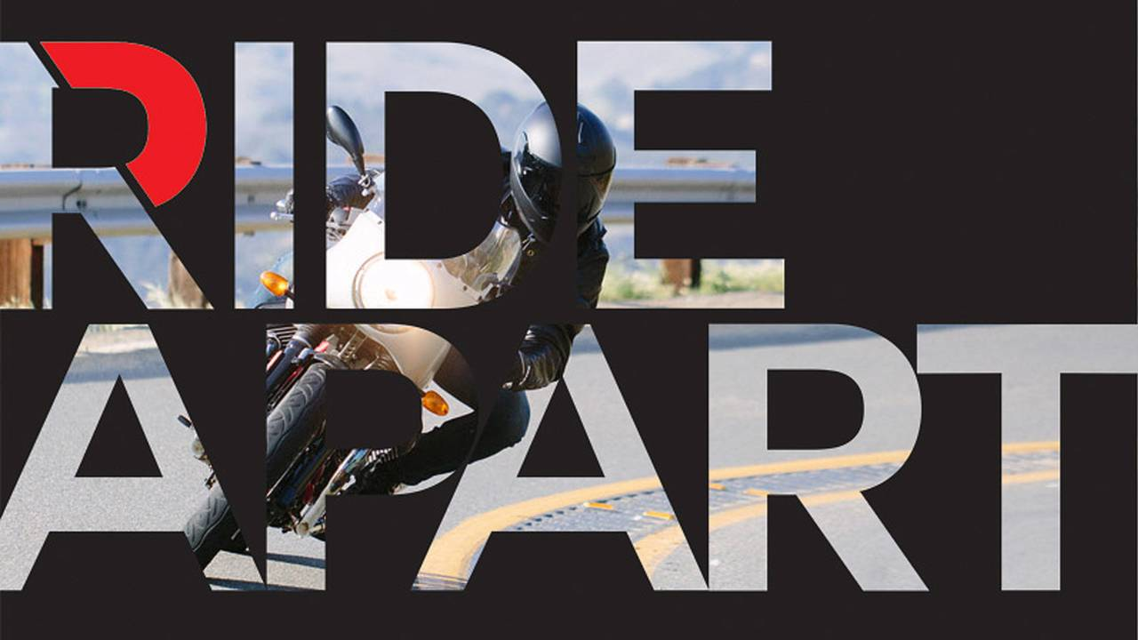Welcome to RideApart