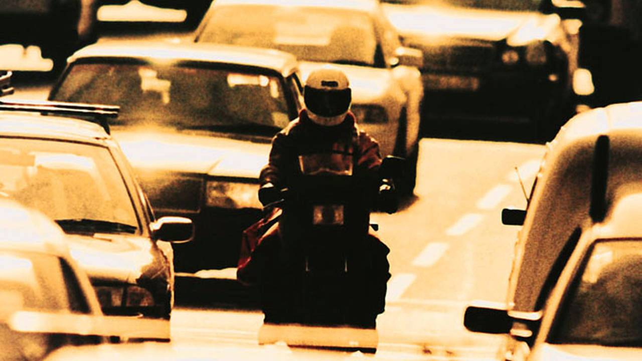 Nevada Lane Splitting Bill Passes Senate Transportation Committee