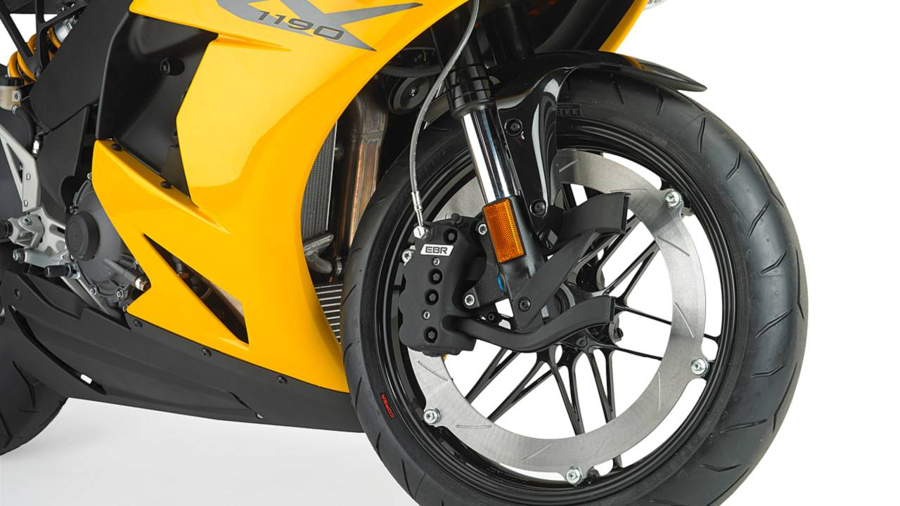 First Photos and Specs: 2014 EBR 1190RX