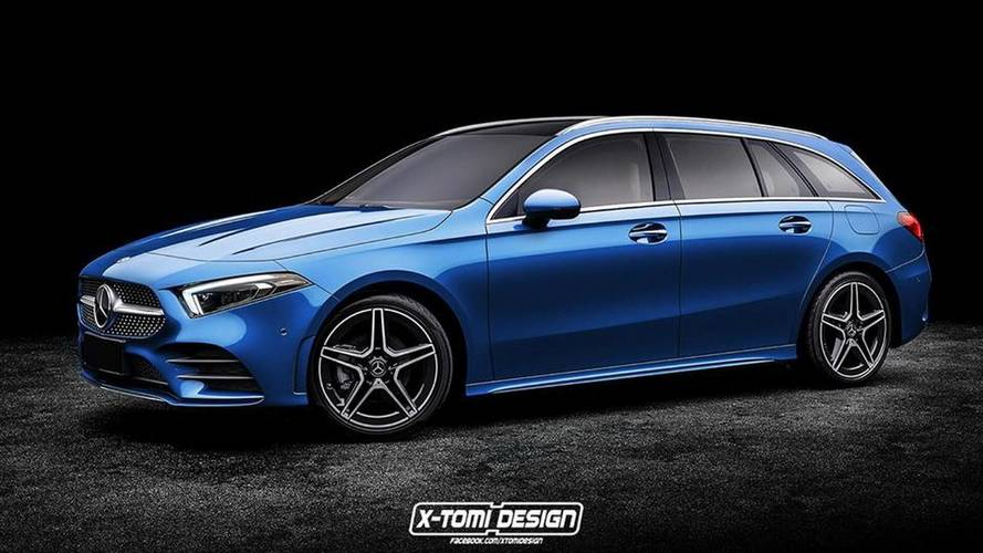A-Class Wagon Would Be A Cheaper, More Practical CLA Shooting Brake