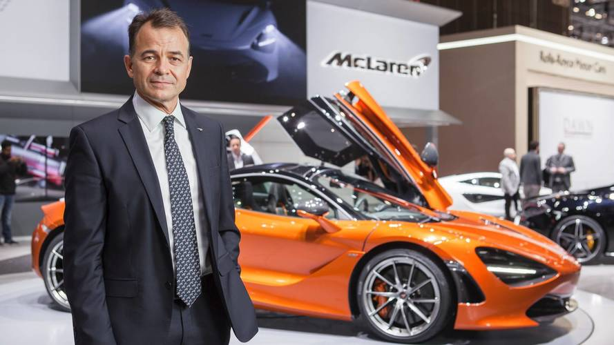 McLaren claque la porte aux SUV !