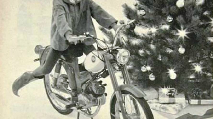 What Would Santa Ride? - Online Find Christmas Edition