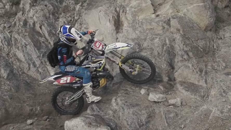 The 2016 King Of Motos: One Gnarly Extreme Enduro - Video
