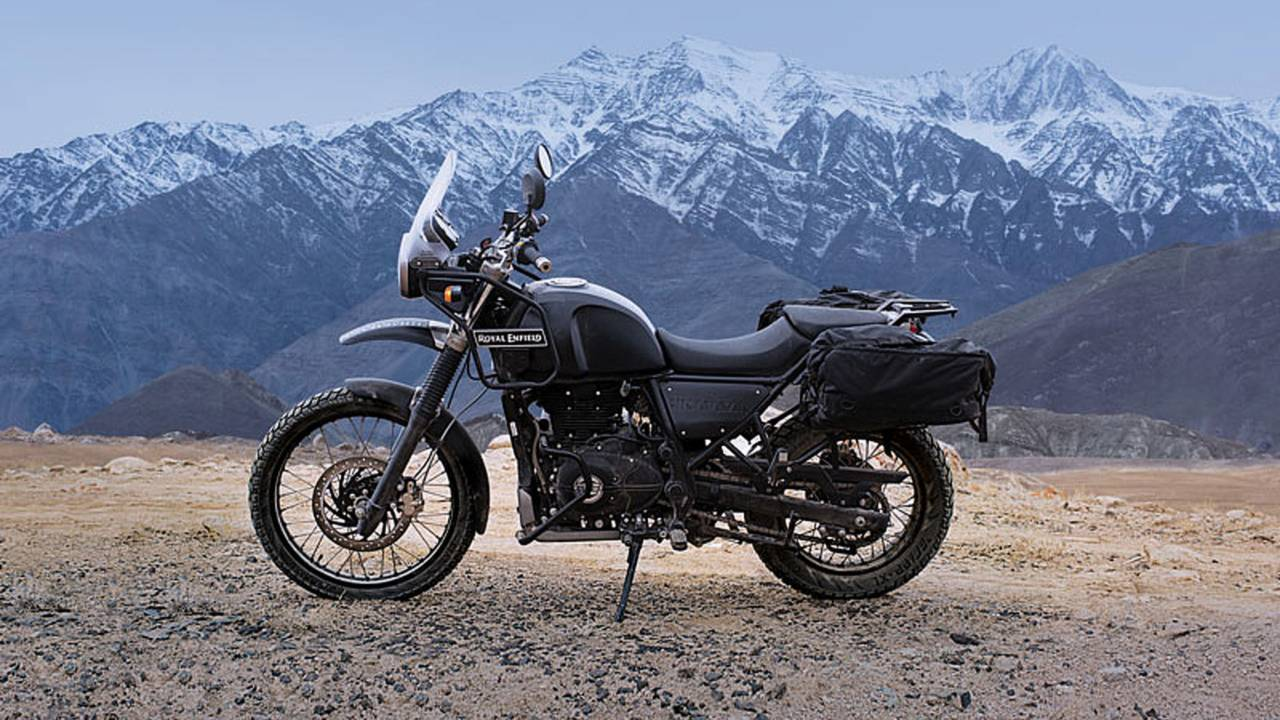 Royal Enfield Himalayan Update - World Announcement Details and Photos