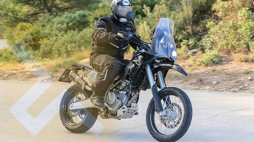 KTM 390 Adventure Espied