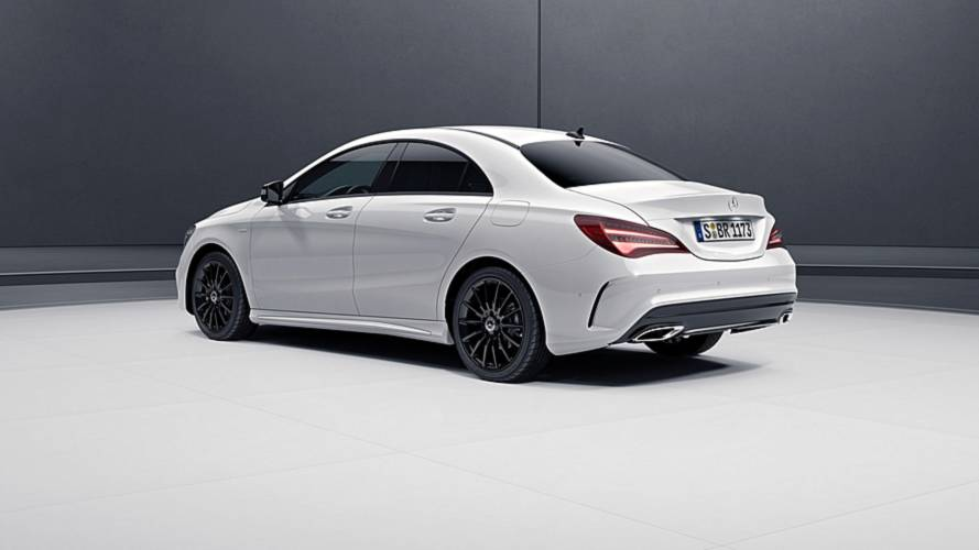 Mercedes CLA Night Edition