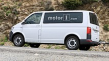 Volkswagen Transporter (T7) spy photo