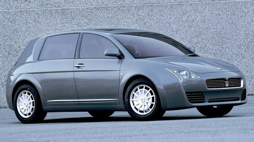 2000 Maserati Buran: забытые концерт-кары