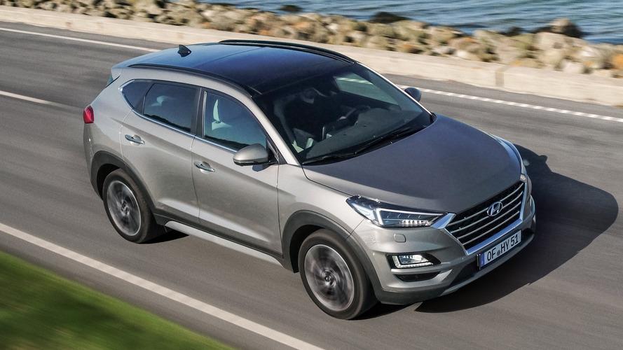 Для Hyundai Tucson в России сертифицирован новый мотор