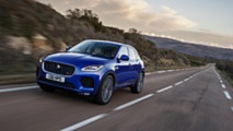 Jaguar E-Pace with Smart Settings
