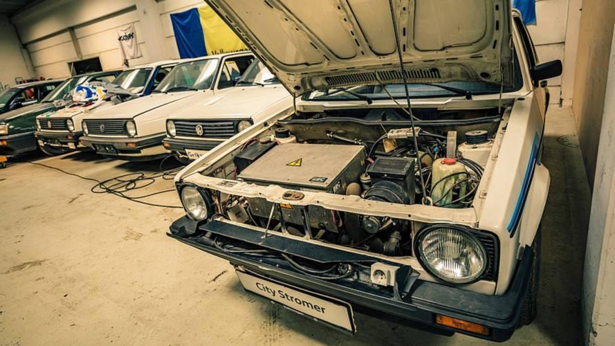 Volkswagen Golf: así es la colección más grande del mundo