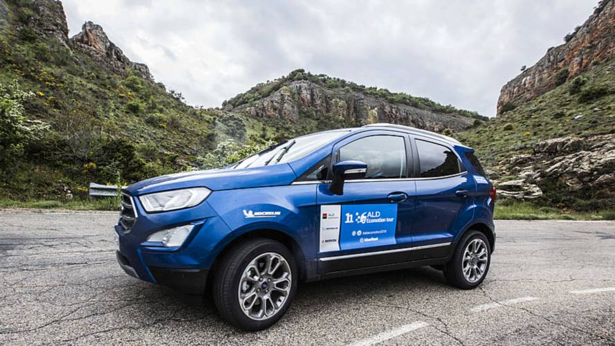 Disputamos el ALD Ecomotion Tour 2018 con un Ford EcoSport 2018