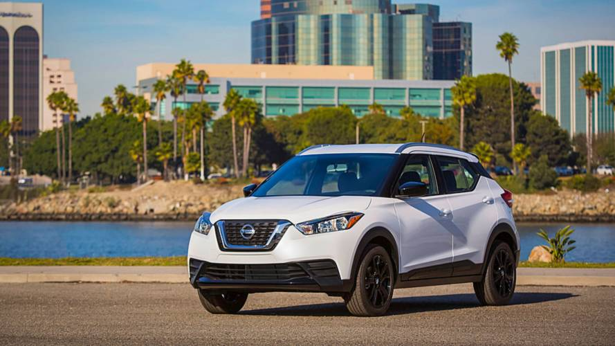 2018 Nissan Kicks ilk sürüş