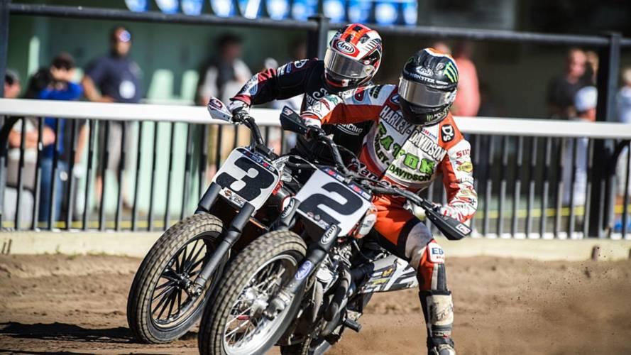 Showdown Day! Harley vs. Indian at Daytona