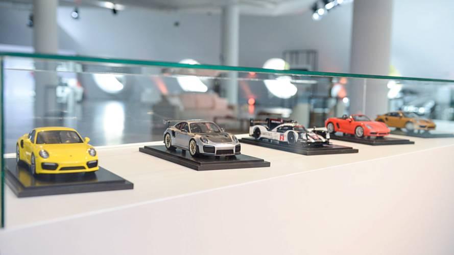 Porsche'nin 70 yıllık serüveni Sao Paulo'da