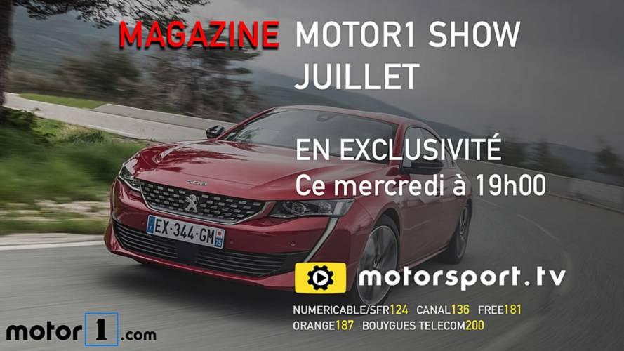 Motor1 Show N°5, c'est ce soir sur Motorsport.tv !