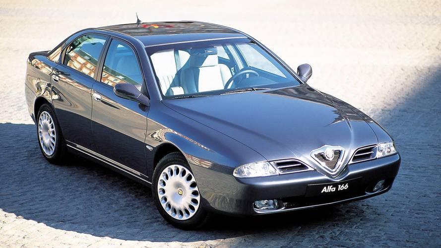 Alfa Romeo 166, l'ultima grande berlina del Biscione (per ora)