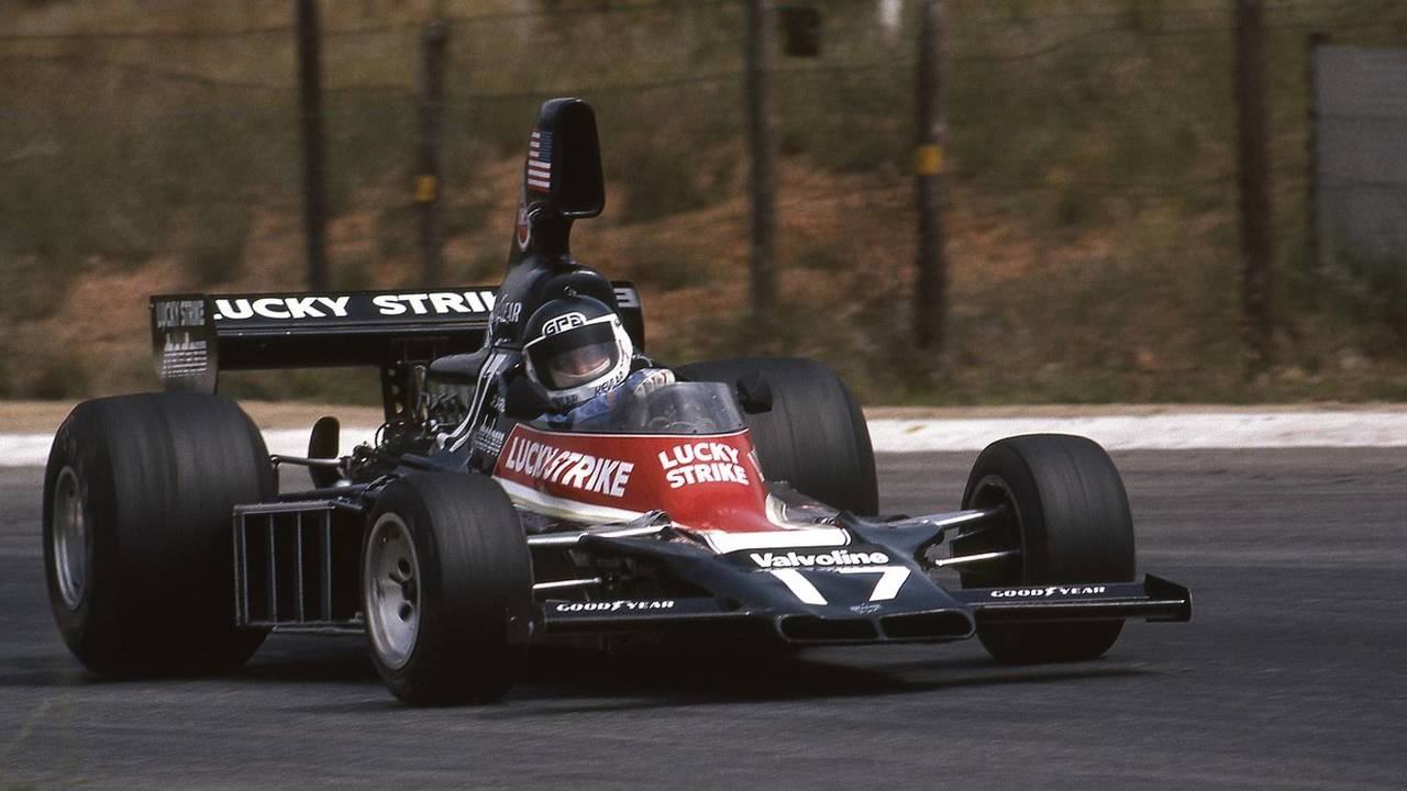 7. Jean-Pierre Jarier (134 Grandes Premios)