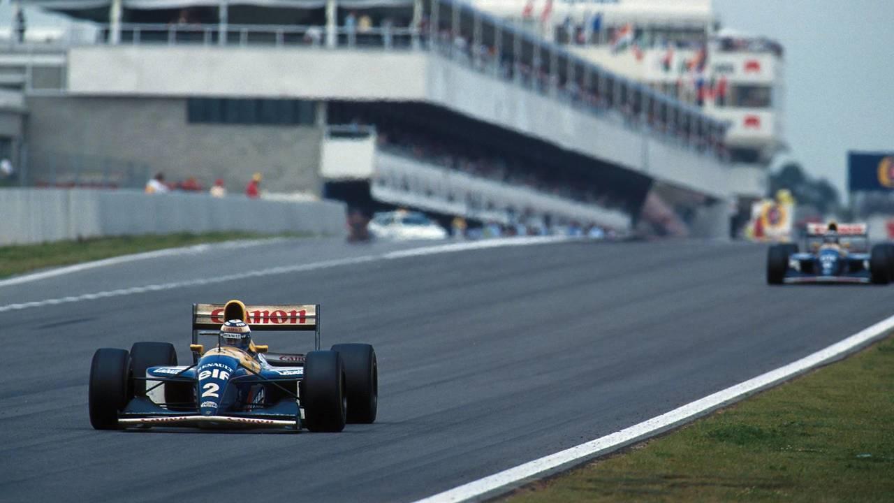 Damon Hill abandona