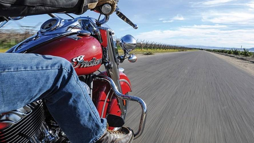 Polaris Motorcycle Sales Up 18 Percent in First Quarter