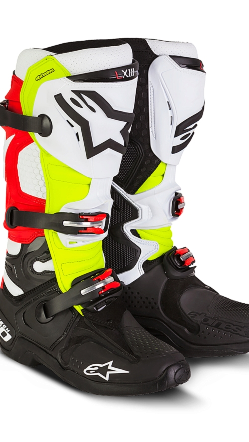 Alpinestars Showcases Special Trey Canard Edition Tech 10 Boots