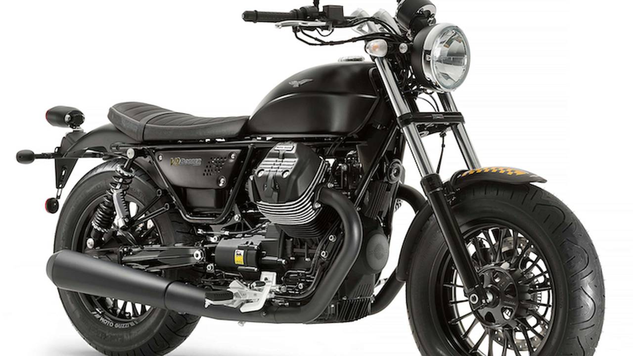 moto guzzi v9 bobber v9 roamer first look. Black Bedroom Furniture Sets. Home Design Ideas