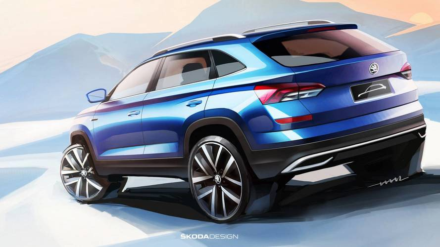 Skoda Teases Small SUV For China Ahead Of Beijing Debut
