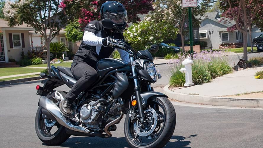 RideApart Review: 2013 Suzuki SFV650