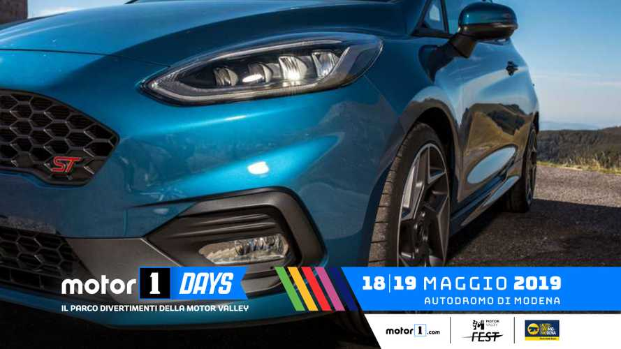 Ford Performance Driving University sbarca ai Motor1Days