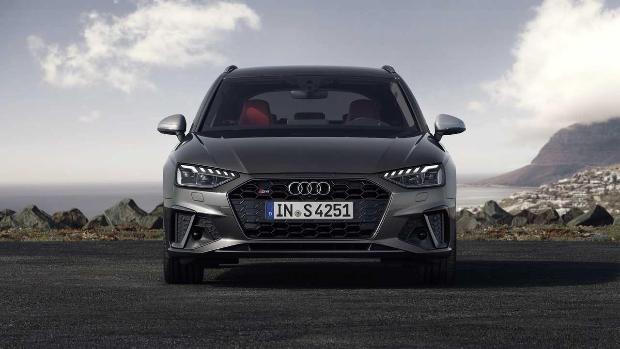 2020 Audi S4 Exterior and Interior