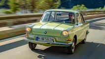 Zeitreise: Unterwegs im BMW LS Luxus von 1962
