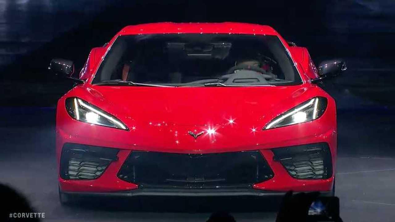 2020 Chevrolet Corvette Live