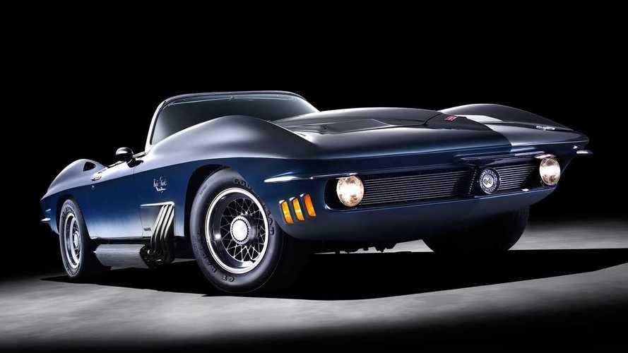 Prototipos olvidados: Chevrolet Mako Shark 1962/1965