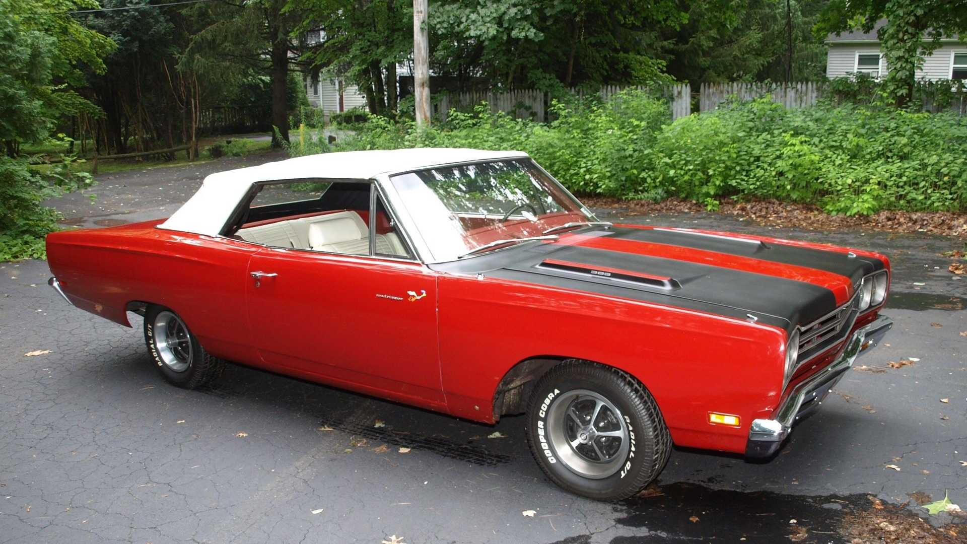 "[""1969 Plymouth Road Runner Heads To The Auction Block""]"