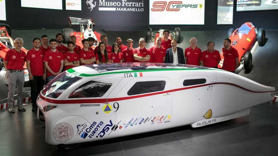 Museo Ferrari, arrivano i prototipi ad energia solare