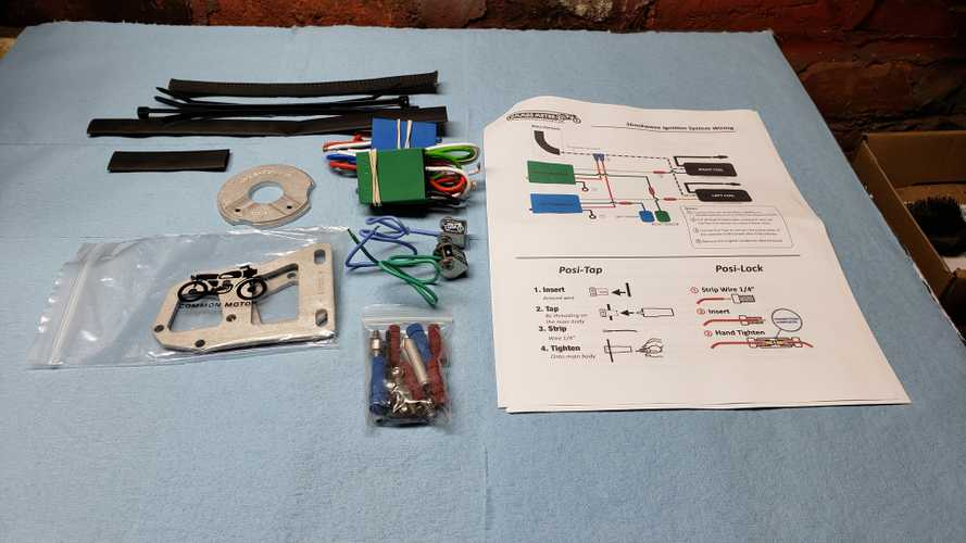 Review: Common Motor Collective Shockwave Electronic Ignition