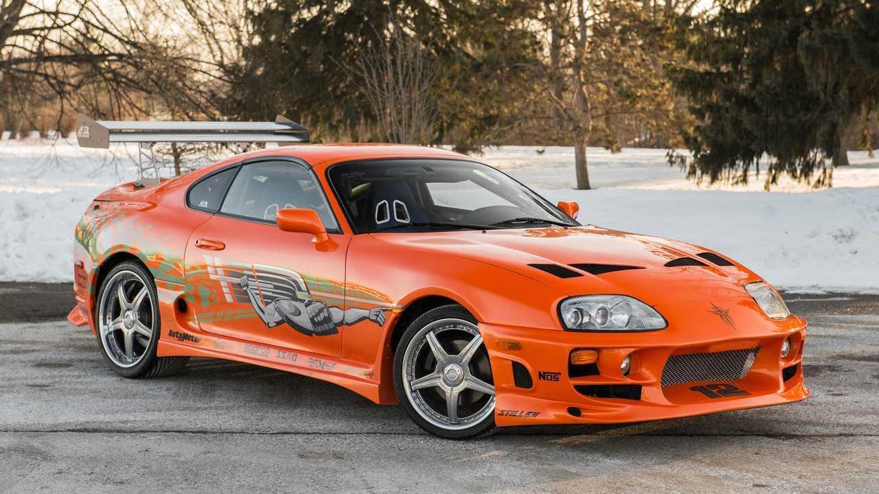 Toyota Supra gyors és dühös (1993 - 2002)
