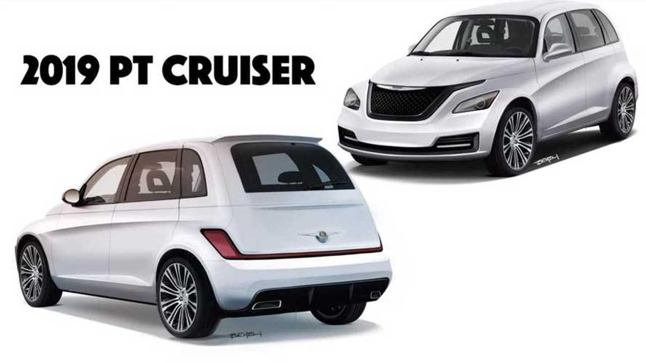 2019 Chrysler PT Cruiser redesign