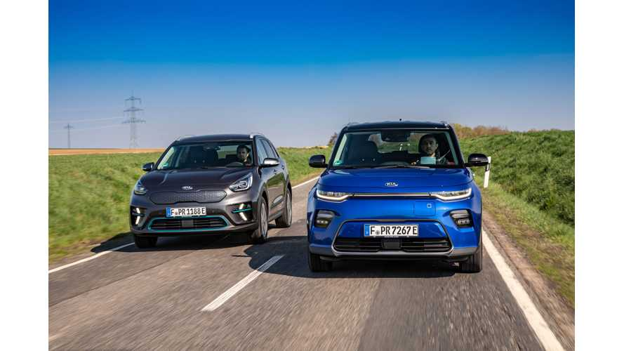 Canadian Pricing Revealed For Kia Soul EV & Niro EV