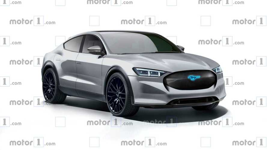 Ford Says Mustang-Inspired Electric SUV Will Get Performance Variant