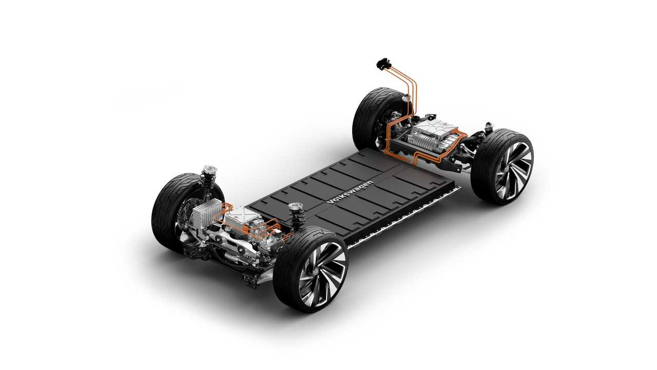 Volkswagen Our Electric Car Batteries Last The Life Of