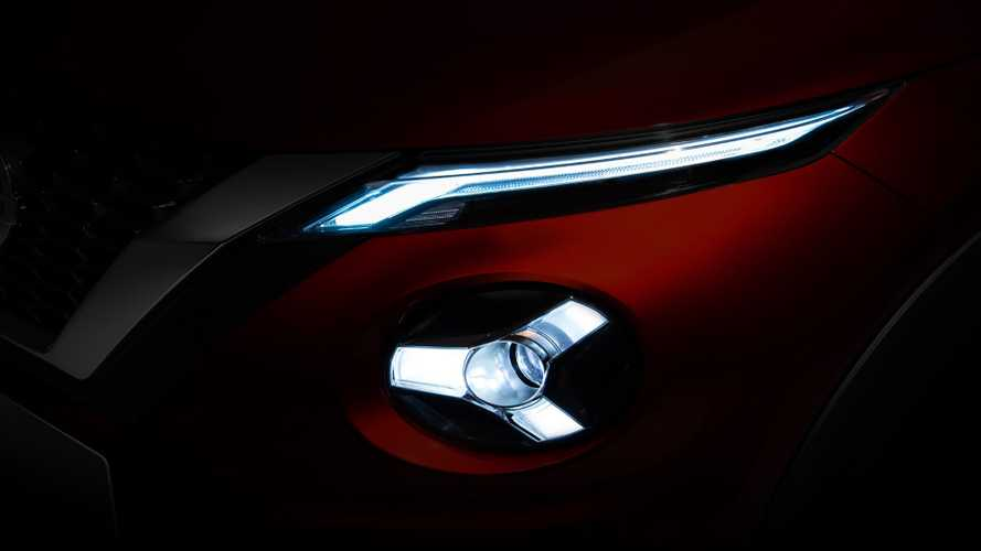 Next-gen Nissan Juke teased ahead of September 3 debut